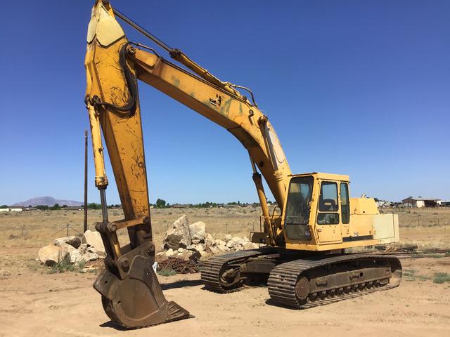 John Deere 792 Track Excavator