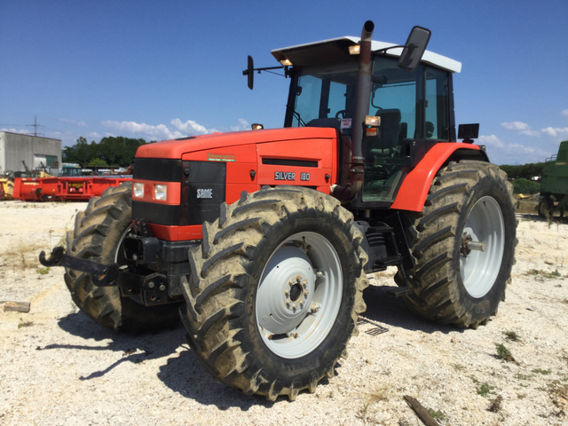 2003 Same Silver 180 4WD Tractor