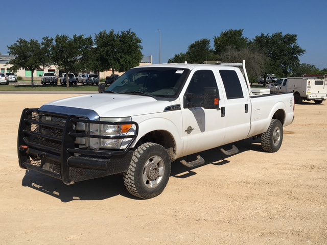 2011 Ford F-350 XLT Super Duty 4x4 Crew