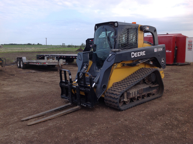 Track Loader For Sale >> John Deere Compact Track Loaders For Sale Ironplanet