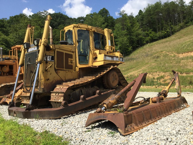 Cat D6H XR Series II Crawler Dozer