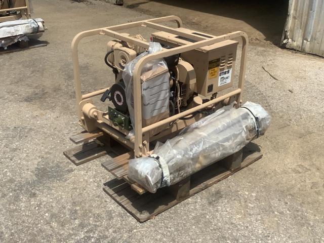 MEP-016D 3kW Generator Set