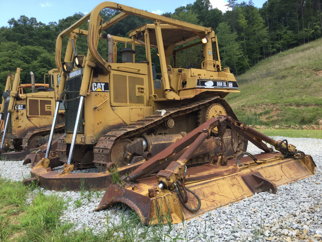 Cat D6H XL Series II Crawler Dozer