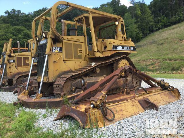 Cat D6H XL Series II Crawler Dozer in Hamlin, West Virginia