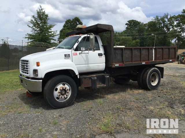 1998 Chevrolet C6500 S/A Dump Truck in Charlotte, North ... on