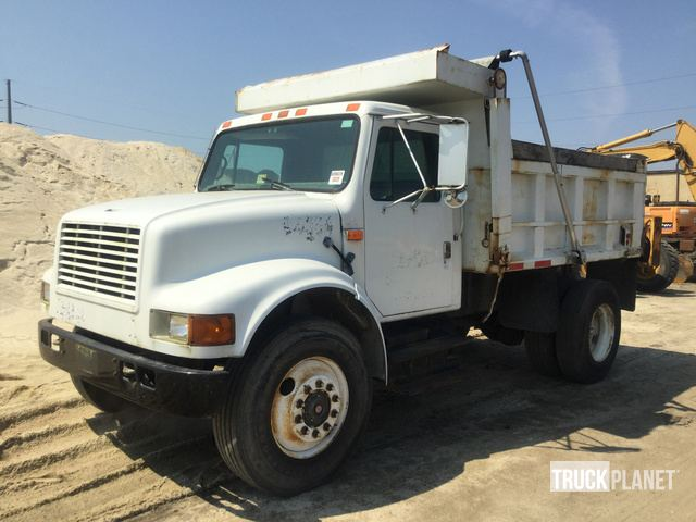 1990 International 4700 S A Dump Truck In Virginia Beach