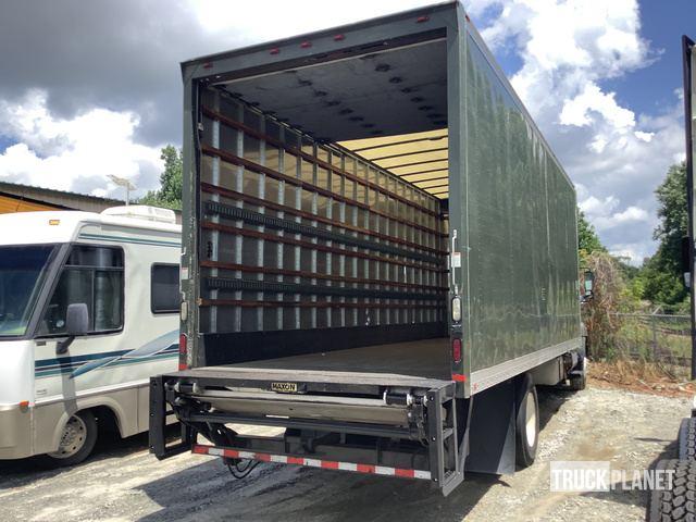 2012 Hino 268 Cargo Truck in Lawrenceville, Georgia, United