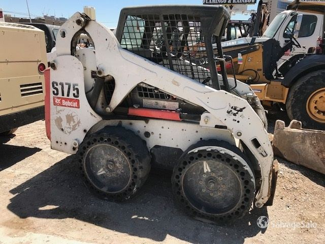 2011 (unverified) Bobcat S175 Skid-Steer Loader in Las Vegas