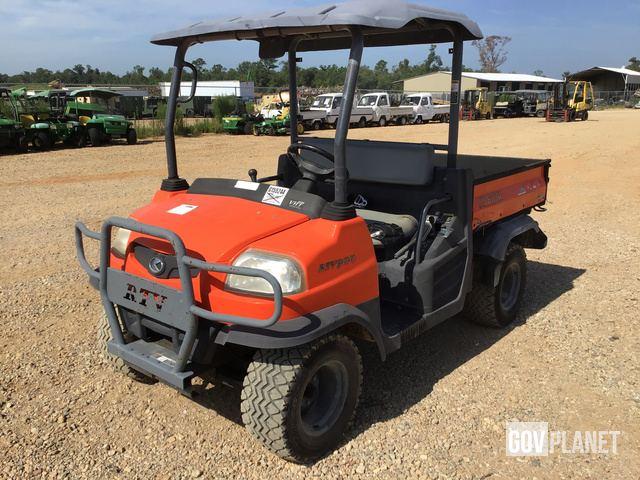 Kubota RTV900 4x4 Utility Vehicle