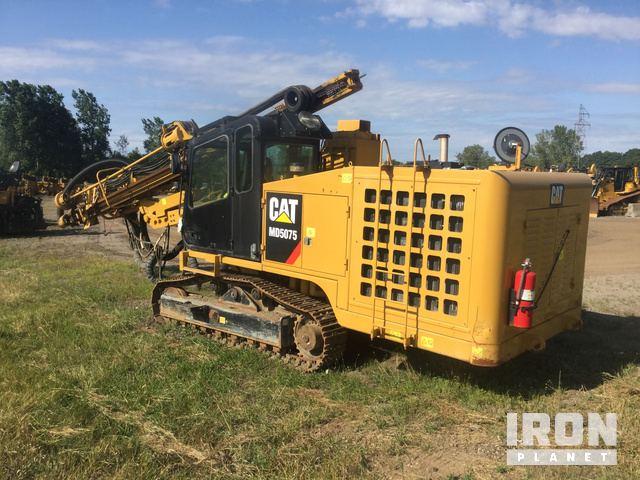 2015 Cat MD5075 Crawler Mounted Rock Drill in Grand Rapids