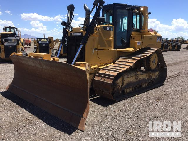 2012 Cat D6T XW Crawler Dozer in Eloy, Arizona, United
