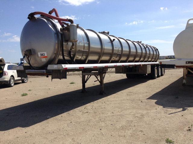 Tanker Trailers For Sale | IronPlanet