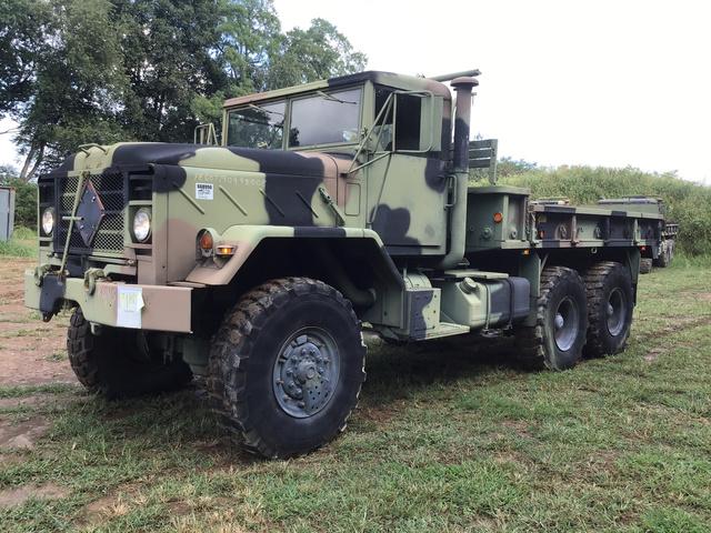 BMY M923A2 5 Ton 6x6 Cargo Truck