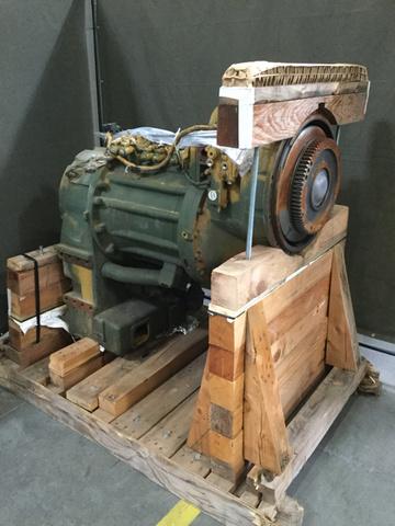 Cat 2436733 Hydraulic Transmission Unit