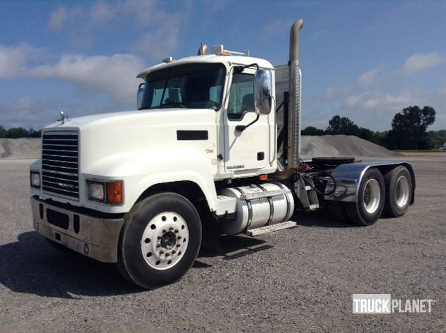2008 Mack CHU613 T/A Day Cab Truck Tractor in Greenville