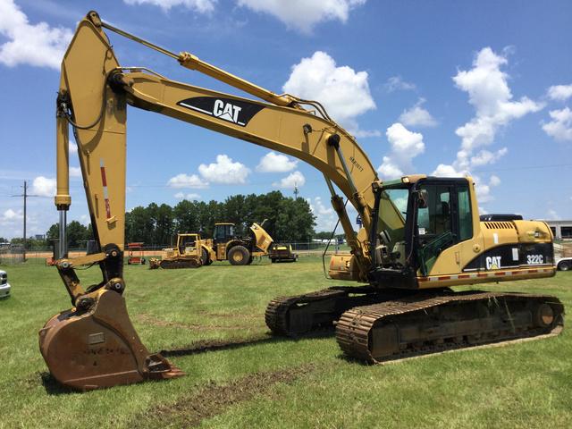 2005 Cat 322CL Track Excavator