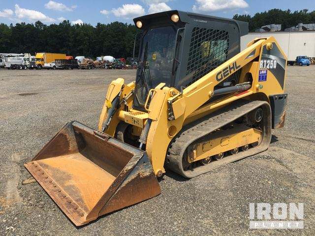Gehl 4240E Skid Steer Loader Specs & Dimensions :: RitchieSpecs