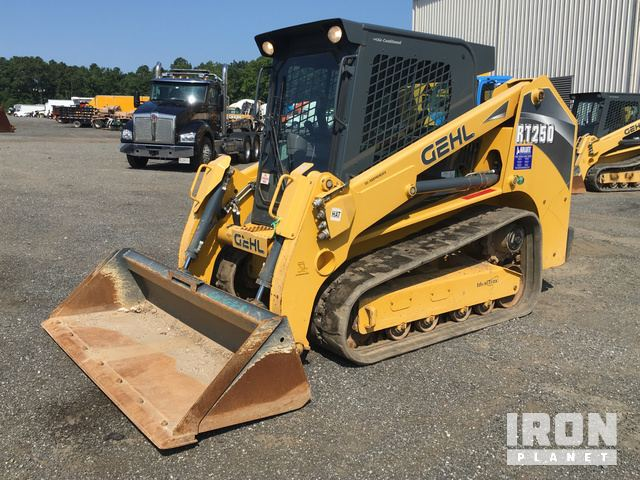 Gehl 3640E Skid Steer Loader Specs & Dimensions :: RitchieSpecs