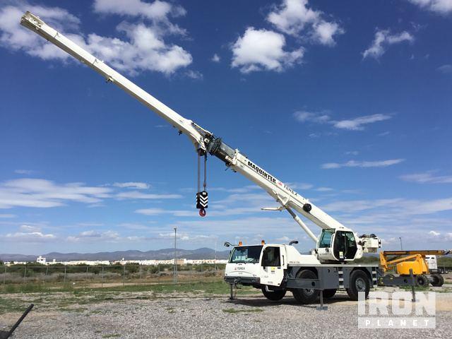 Terex AC35 All Terrain Crane, All Terrain Crane