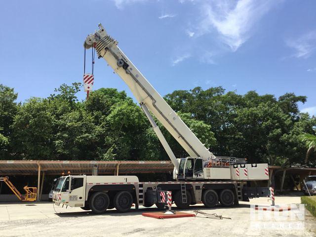 2012 Terex-Demag AC350/6 All Terrain Crane, All Terrain Crane