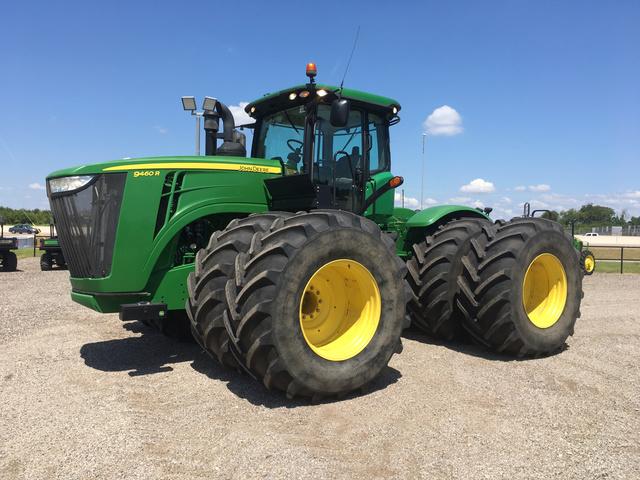 2014 John Deere 9460R Articulated Tractor