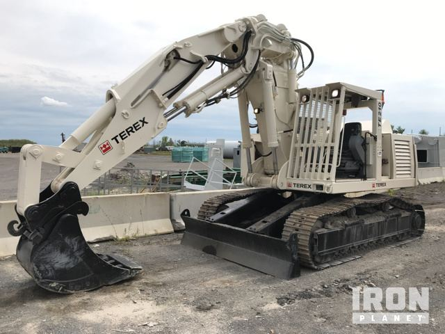 2013 Terex TE210 Track Tunnel Excavator, Mining Equipment - Other