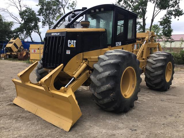 Cat 525B Wheel Skidder