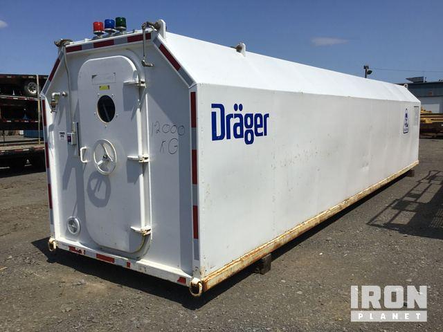 Drager Refuge Chamber, Mining Equipment - Other