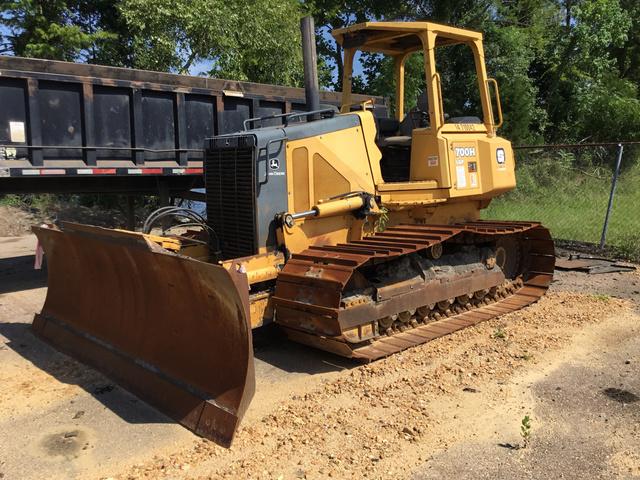 Bulldozers For Sale >> John Deere 700h Crawler Dozer