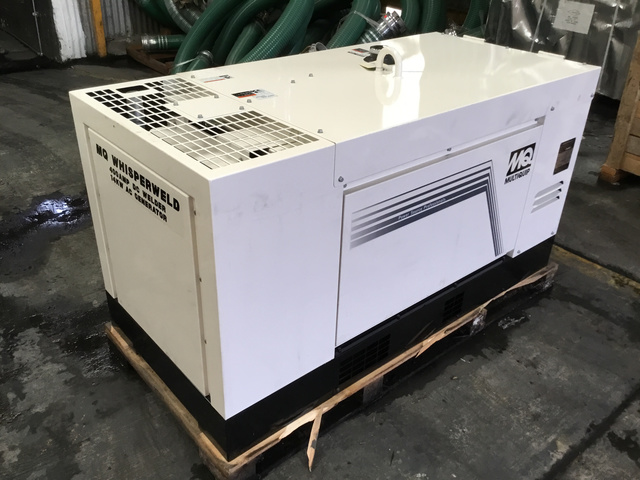 2013 Multiquip DLW-400ESA Engine Driven Welder - Unused