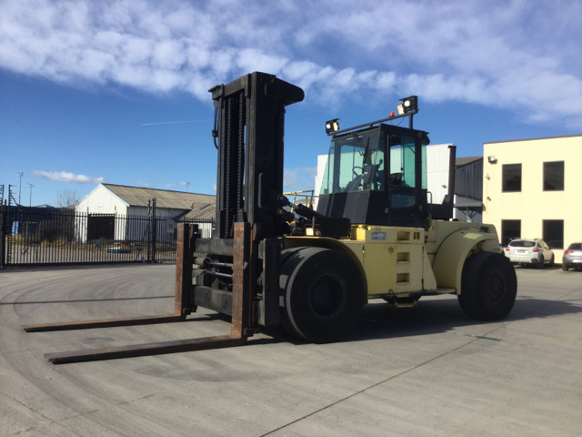 2007 Hyster H32 00F Pneumatic Tyre