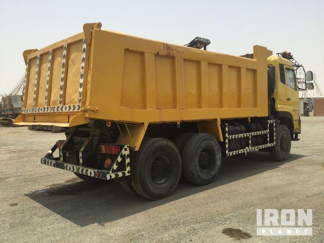 2007 DongFeng DFL3251A 6x4 Dump Truck