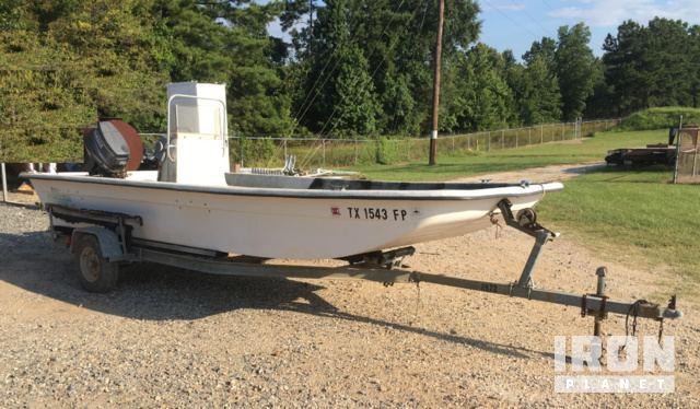 Cool 1990 Carolina Skiff 19 Center Console Boat W Mcclain S A Onthecornerstone Fun Painted Chair Ideas Images Onthecornerstoneorg