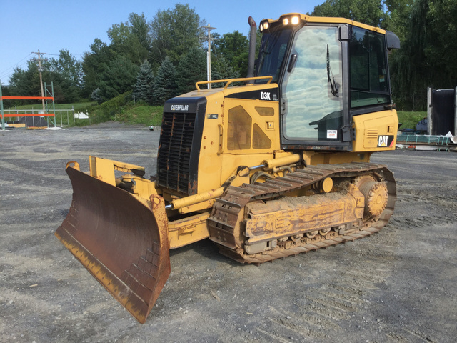 2008 Cat D3K XL Crawler Dozer