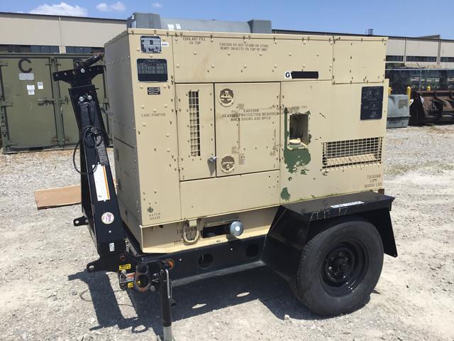 L3 MEP-805B 30kW Gen Set