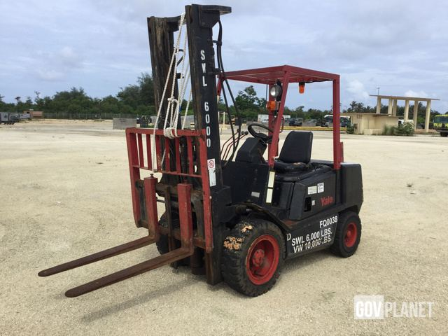 YALE Forklift for sale | Ritchie Bros