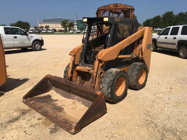 Case 60XT Skid-Steer Loader