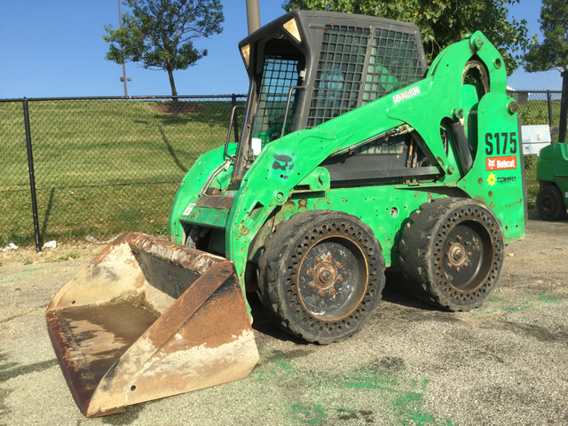 2013 Bobcat S175 Skid-Steer Loader