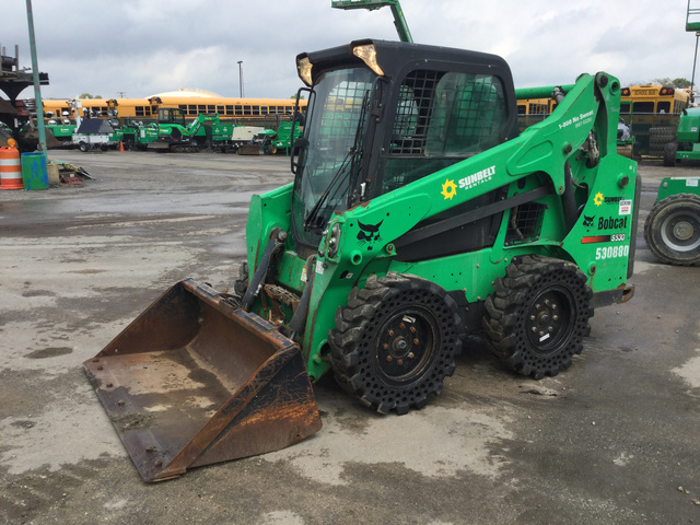 2013 Bobcat S530 Skid-Steer Loader