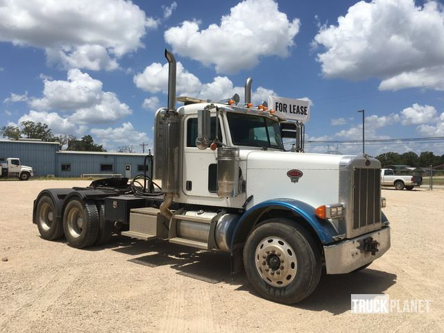 2007 Peterbilt 379 T A Day Cab Truck Tractor In Bastrop