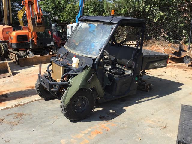 2015 Polaris Ranger 4x4 Utility Vehicle