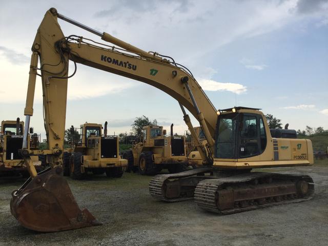 Komatsu PC300LC-6LE Track Excavator