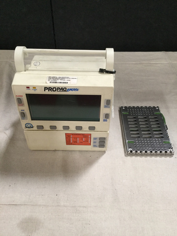 (1) Patient Vital Sign Monitor & (4)