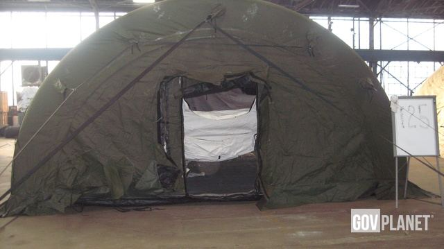 Surplus HDT XXXI Temper Shelter in Fort Wayne, Indiana