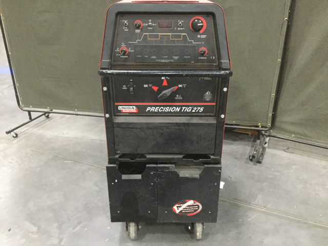 Lincoln Electric Precision Tig 275