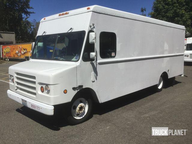 2002 WorkHorse P42 Step Van in Redmond, Washington, United