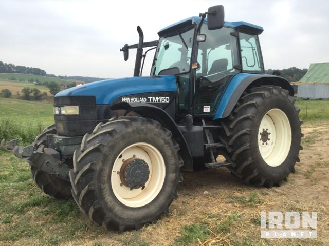 2000 New Holland TM150 4WD Tractor