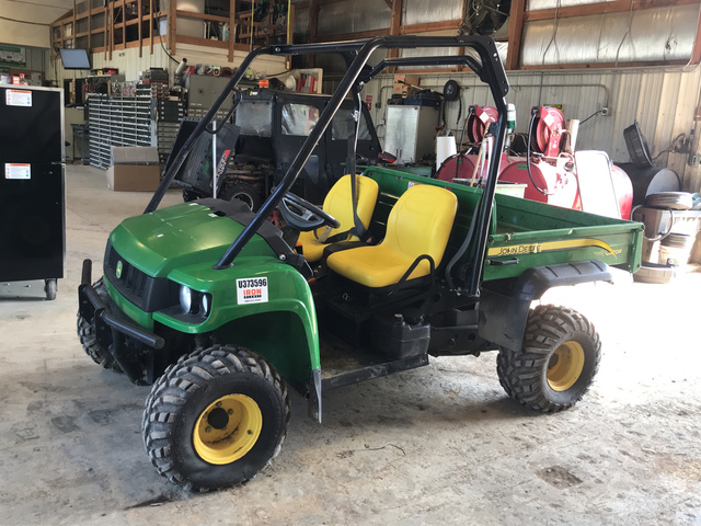 2014 John Deere Gator HPX 4x4 Utility Vehicle