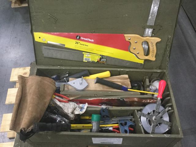 (3) Carpenters Tool Kits