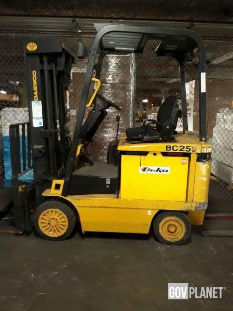 Daewoo Forklift - R 67254